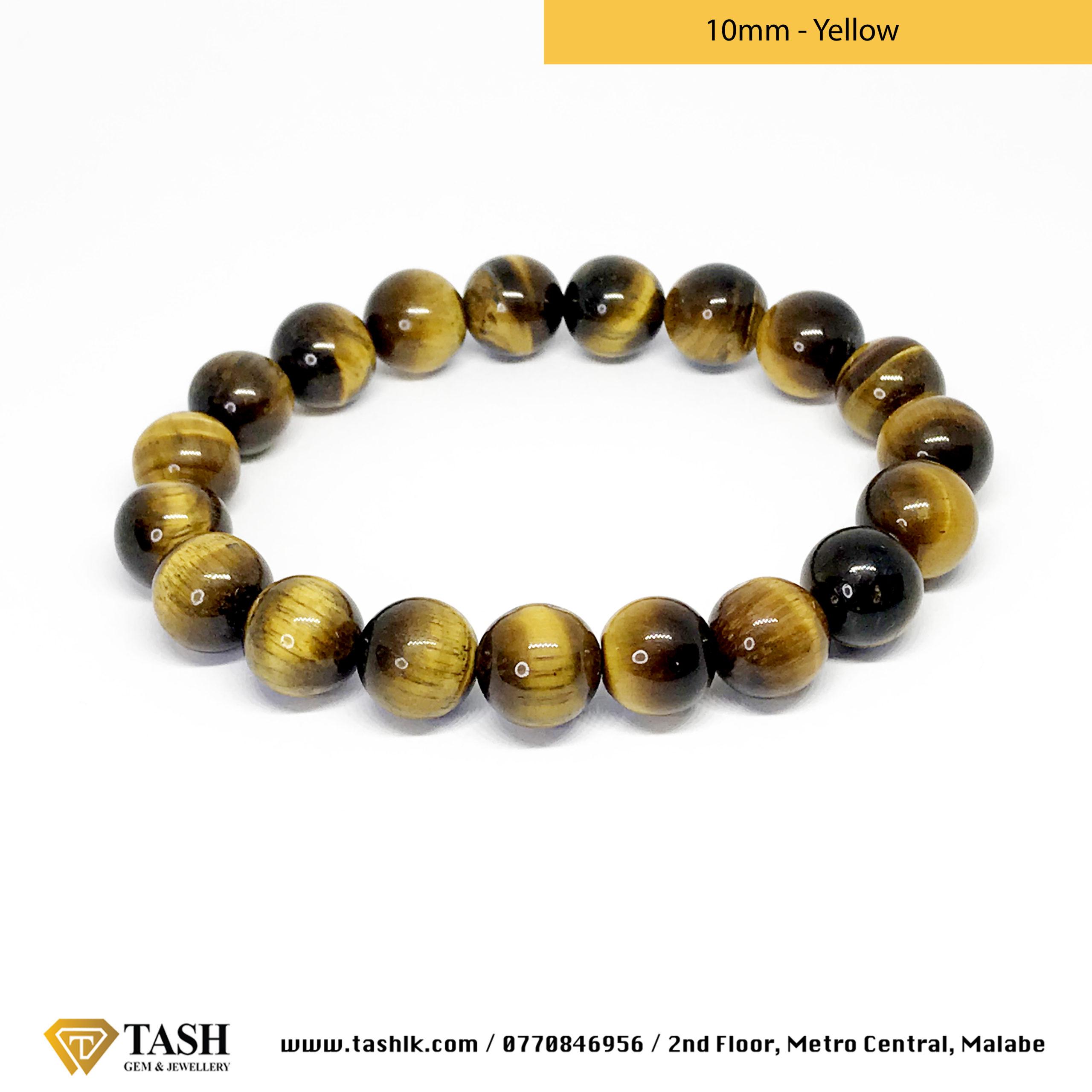 Tigers Eye Bracelet – Yellow 1