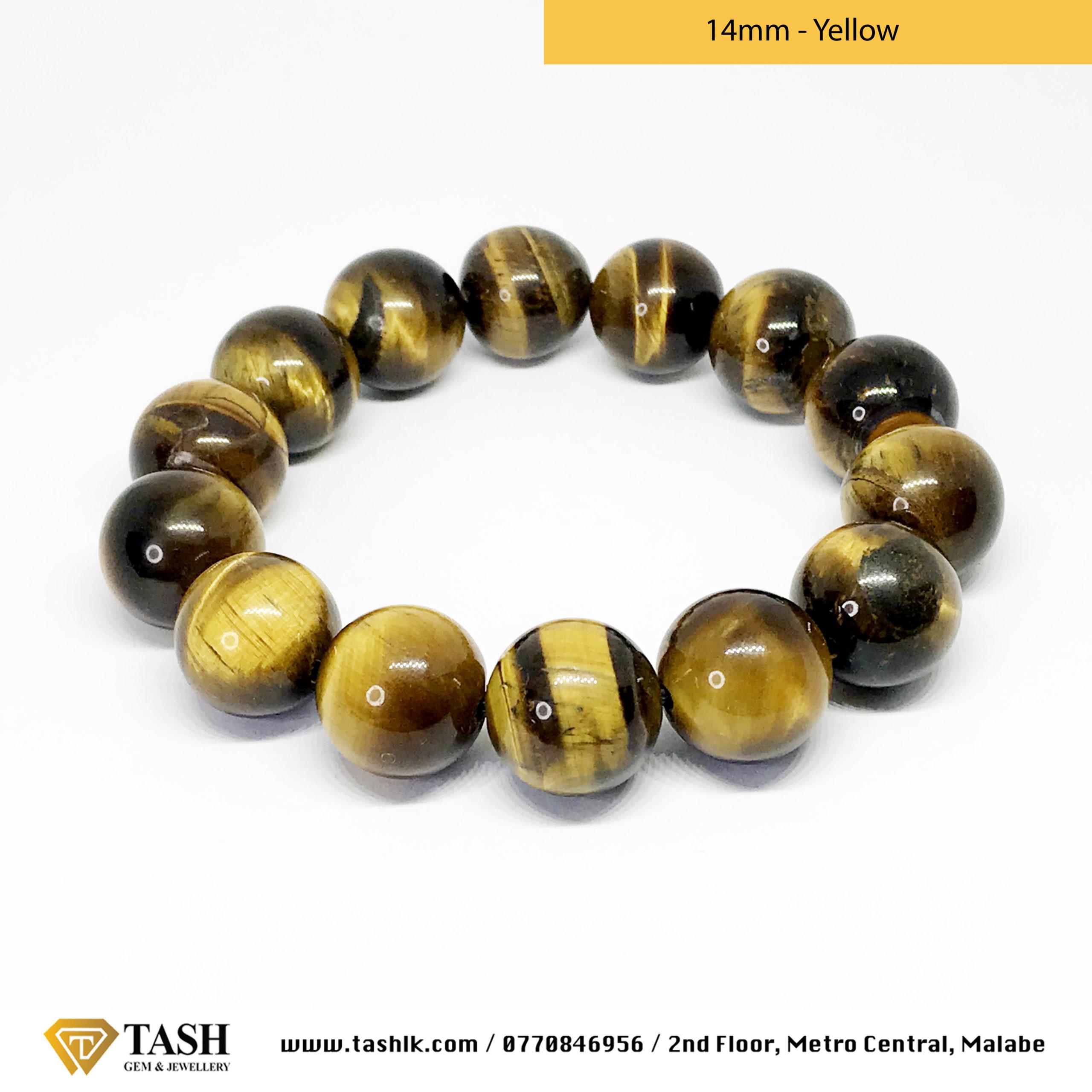 Tigers Eye Bracelet – Yellow 5