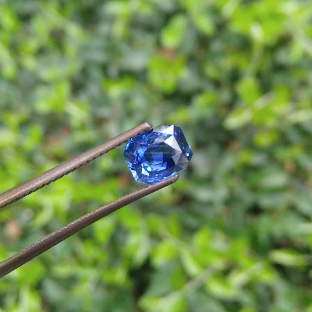 Ceylon Blue Sapphire