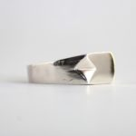 Solid Silver Ring For Gents 2