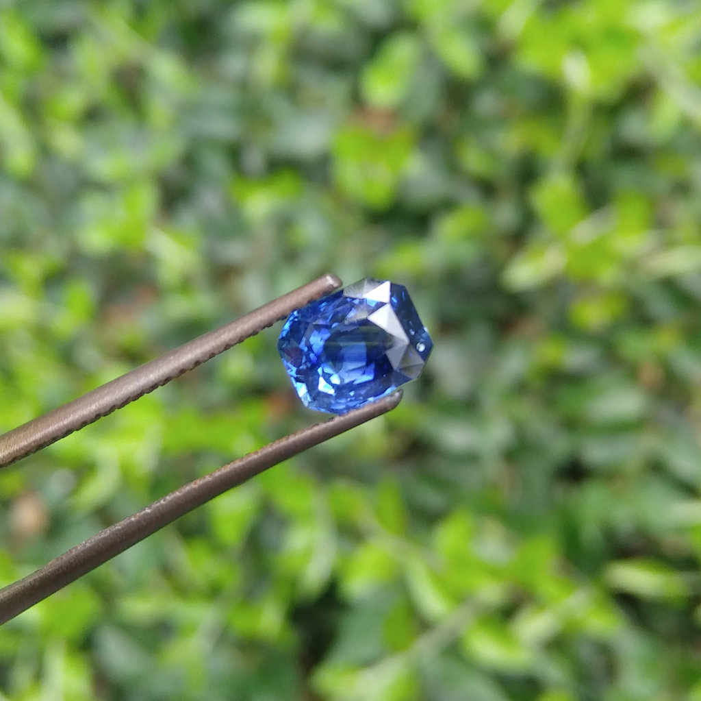Ceylon Blue Sapphire 1