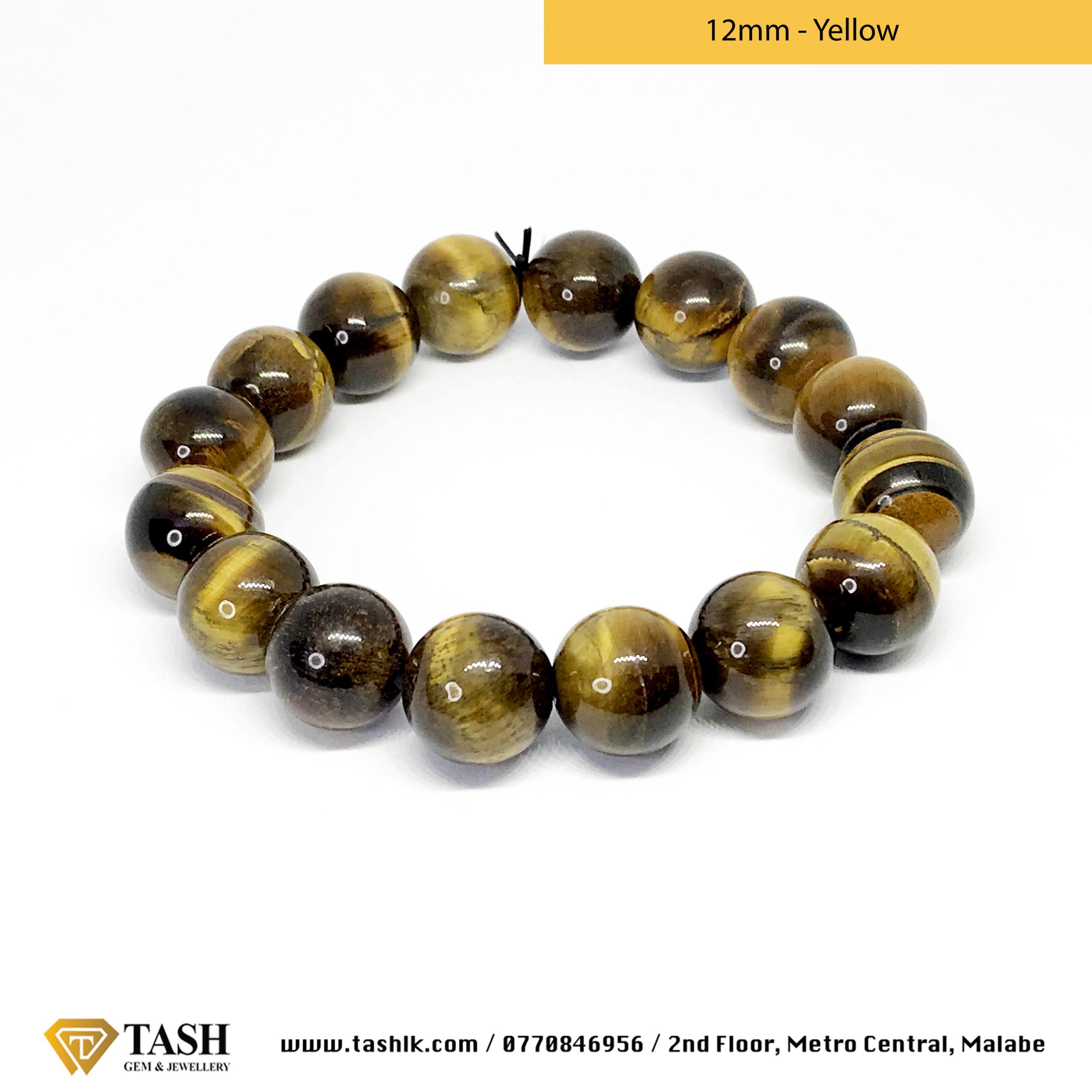 Tigers Eye Bracelet – Yellow 4