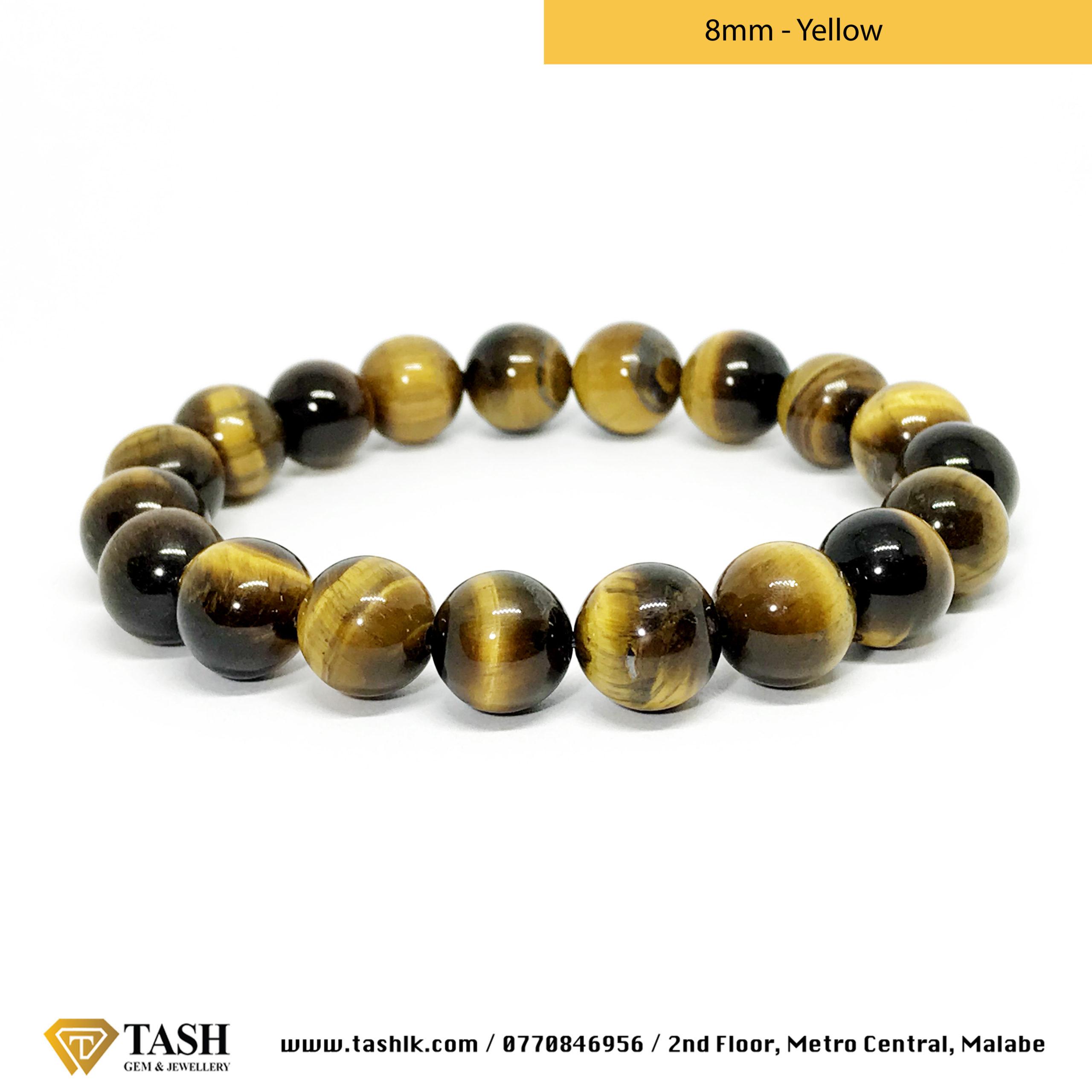 Tigers Eye Bracelet – Yellow 3