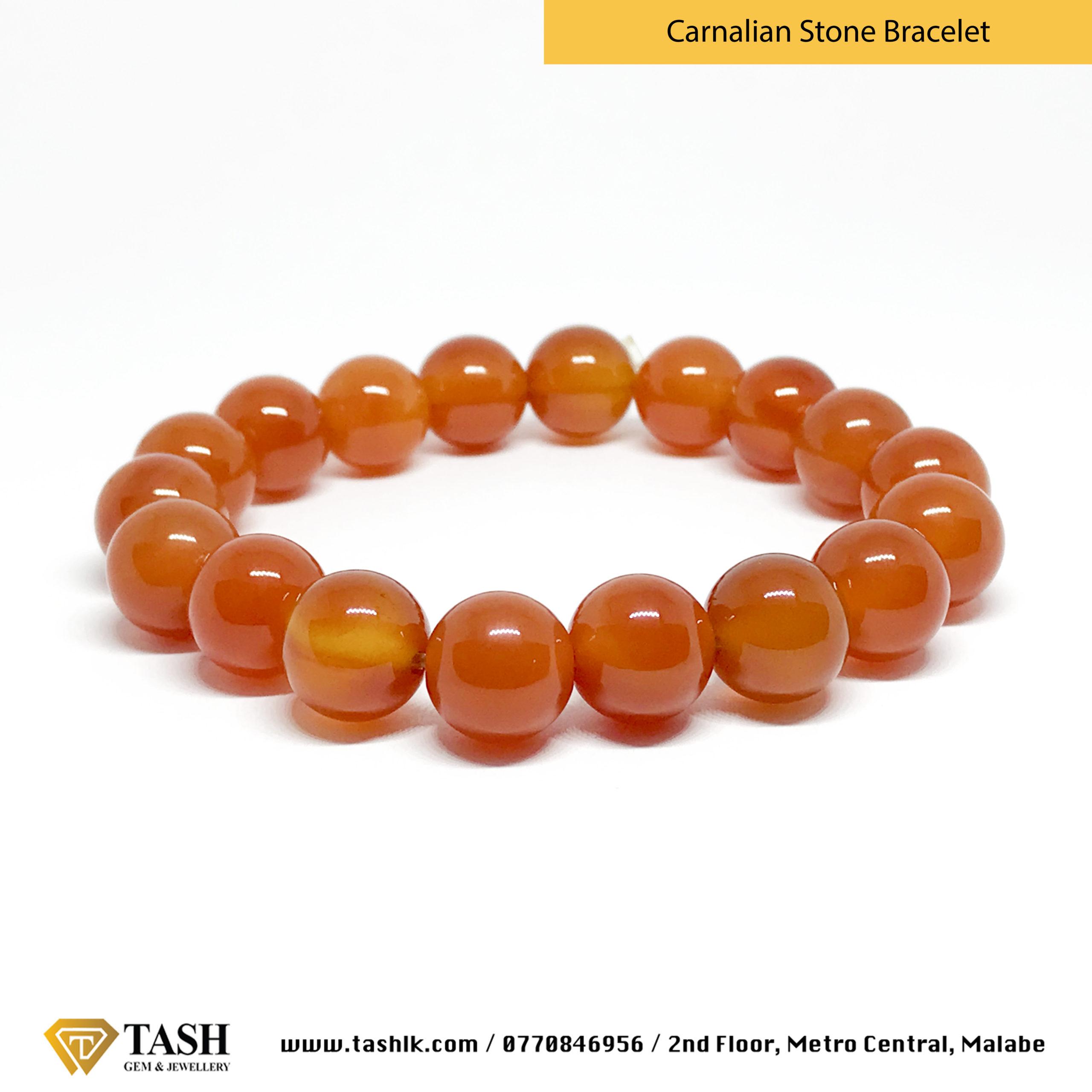 Carnelian Bracelet 1