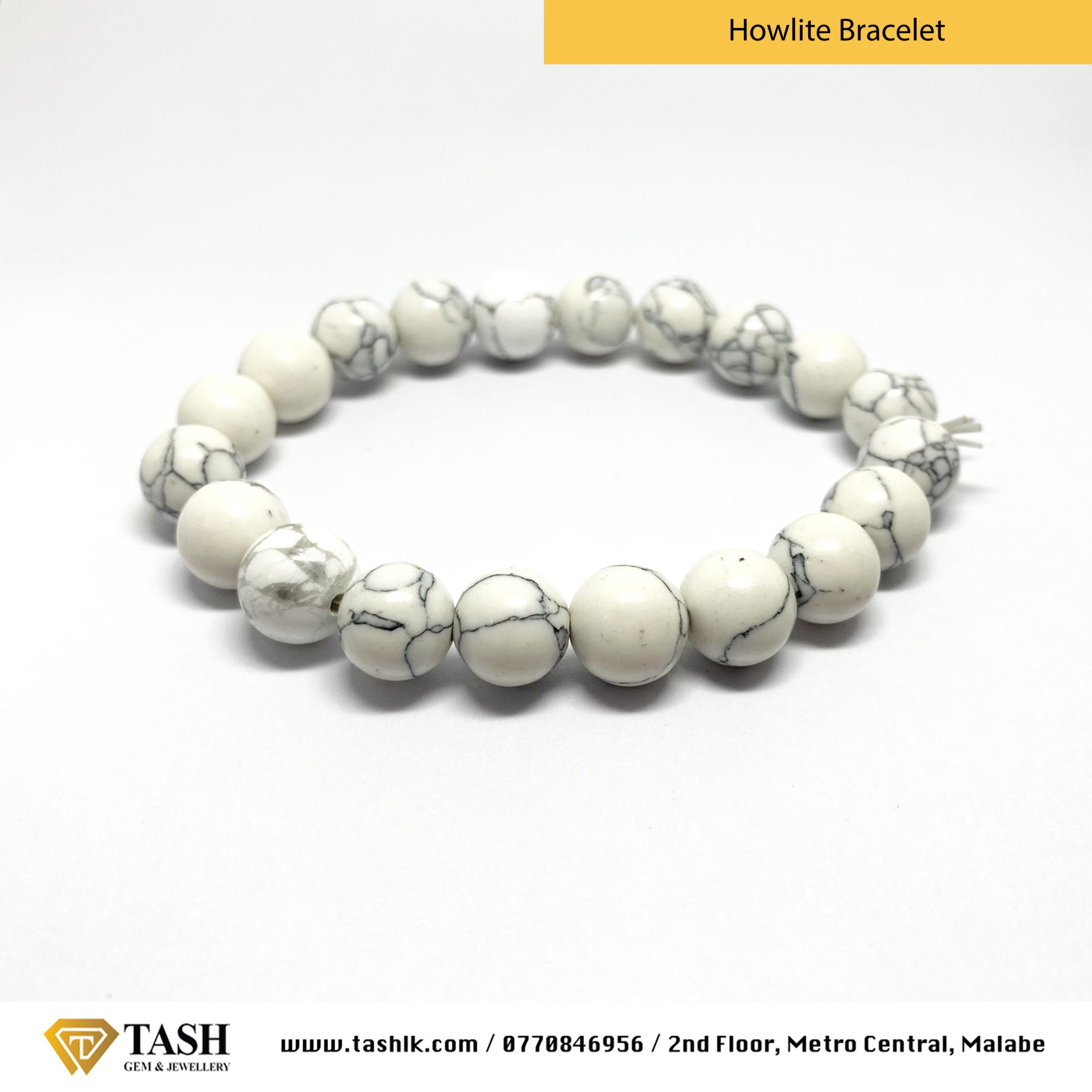 Howlite Bracelet 1
